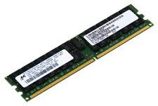 Micron 2 Go DDR2 2Rx4 PC2 - 5300P ECC REG mt36htf25672py-667d1