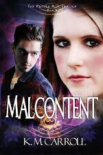 The Puzzle Box Trilogy: Malcontent by K. Carroll (2017, Paperback)