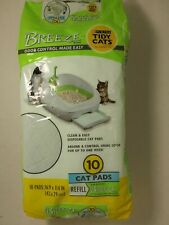 Tidy Cats Breeze Cat Pads Refill Pack 10-Count