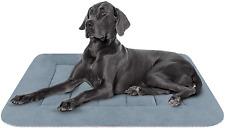 Hero Dog Large Dog Bed Crate Pad Mat 42 Inch Washable Matteress Anti Slip Cushio