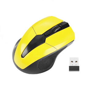 2.4Ghz Portable Wireless Mouse For Gaming Home Office use PC Computer Laptop
