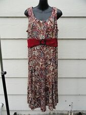 New Women's & Girls Formal Work Wearing Fashion Ladies Dress Size L   On Sale !