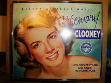 Reader's Digest Rosemary Clooney 3cd Her Greatest Hits