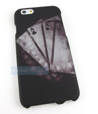 """VINTAGE POKER CARDS HARD SHELL CASE COVER FOR APPLE IPHONE 6 6S 4.7"""""""
