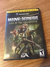 Marvel Nemesis: Rise of the Imperfects (Nintendo GameCube, 2005) G1