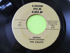 """THE CHARTS DESERIE / GENE CHANDLER NOTHING CAN STOP ME 45 7"""" OLDIES"""