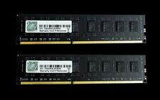 G.skill DDR3-1333(PC3-1333)16GB(8GBx2) Desktop Memory F3-10600CL9D-16GBNT 240pin