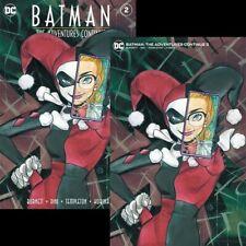 Batman: The Adventures Continue #2 (Peach Momoko Variant Set)