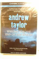Waiting for the End of the World by A Taylor: Unabridged Cassette Audiobook (K1)