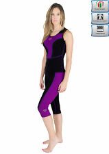 Mujer Camiseta Para Correr Fitness Atlético sin mangas ladiestop&leggin