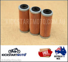 Oil Filters for KTM 350EXC-F 350SXF 350XC-F EXC F SX 2012 2013 2014 2015 2016