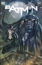 🚨🦇🔥 Batman #100 Lucio Parrillo Trade Dress Variant Ghost-Maker Joker War 🔑