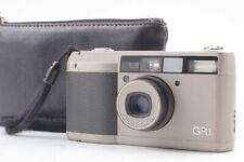 [Excellent+++++] Ricoh GR1 35mm Point & Shoot Camera 28mm Lens from JAPAN