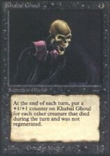 1x Khabal Ghoul HP, English MTG Arabian Nights