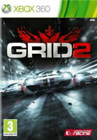 Xbox 360 - GRID 2 (Race Driver) **New & Sealed** Official UK Stock