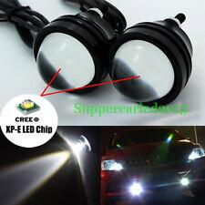 2 PCS CREE LED High Power Bull Eye Projector Light For Car Daytime DRL Fog Lamp