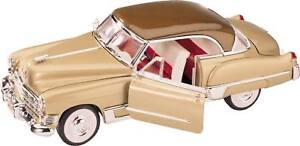1:18 Yatming Cadillac Series 62 Coupe de Ville '49 HT gold, green