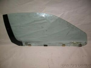 90-96 Nissan 300zx OEM Right passenger side door window glass -Fit 2+2 ONLY-