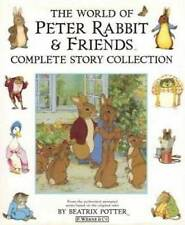 THE WORLD OF PETER RABBIT & FRIENDS: COMPLETE STORY COLLECTION., Potter, Beatrix
