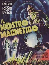 Dvd Il Mostro Magnetico   *** Contenuti Extra *** ......NUOVO
