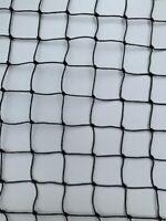 Bird Netting.Heavy Duty. Polyethlene. Black 50mm X 50mm. 5mtr x 5mtr