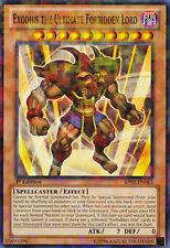 YuGiOh Exodius the Ultimate Forbidden Lord - BP02-EN063 - Mosaic Rare - Unlimite