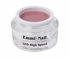 Emmi-Nail LED High-Speed Fiber Camouflage rose 5ml  NEU!!