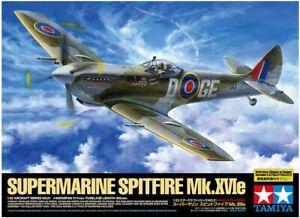 TAMIYA Supermarine Spitfire Mk.XVIe - 1:32 Aircraft Kit 60321