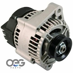New Alternator For Smart (MMC) FORTWO Cabrio (450) Eng.M 160.910 0.7 (450.433)