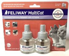 Feliway MultiCat Refills For Cats Constant harmony 3044