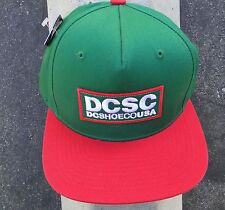 Dc Shoes Skareboard Robson Green Mens Hat One size Fit Snapback