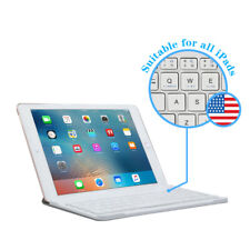 US Bluetooth Keyboard + Stand For Android Tablet PC 10