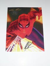 2015 SDCC SAN DIEGO COMIC CON ALEX ROSS SOFT COVER SKETCHBOOK SIGN BY ALEX ROSS