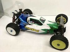losi xx4 4wd body With Wing Kinwald Worlds other items 1/10 Hot Weather