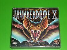 CD   THUNDERDOME  X     2 CD      ETAT NEUF