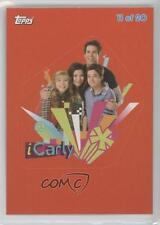 2009 Topps iCarly Stickers #11 Non-Sports Card 1d3