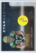 Jordy Nelson 2008 Playoff Absolute Memorabilia STARGAZING Rookie Card #sg12
