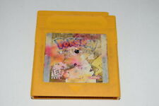 Pokemon Yellow Nintendo Game Boy Video Game Cart