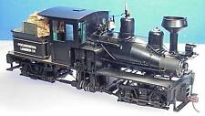 On30 1920's MODERN STYLE BACHMANN SHAY CONVERSION KIT WISEMAN MODEL SERVICES