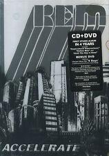 R.E.M. : Accelerate (DVD + CD)