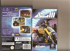 Extreme G 3 Nintendo Gamecube/Wii futurista Racing