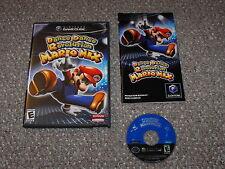 Dance Dance Revolution Mario Mix Nintendo GameCube Complete Game Only