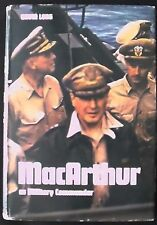 MacArthur as Military Commander Gavin Long HB/DJ 1st ed. illustrated Fine/VG