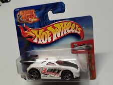 Hot Wheels Tooned Toyota MR 2 in weiss No.38/100 in Ovp.