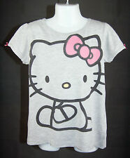 H & M Hello Kitty t-shirt-gris-taille 122
