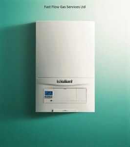 Vaillant EcoFit Pure 418 ERP Heat Only boiler + flue supplied and installed