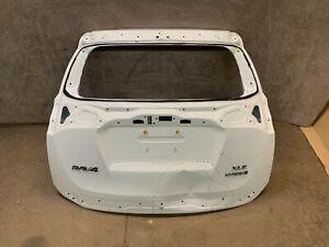 2016 2017 2018 Toyota RAV4 Rear Liftgate White OEM