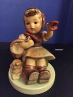 """Hummel Goebel Figurine # HUM 65 """"FAREWELL"""" TMK 5, 4 3/4 inches tall MINT"""
