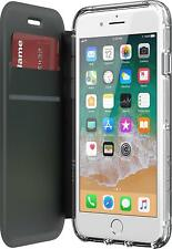 Griffin Survivor Noir Clair Portefeuille iPhone case Pour iphone 6 7 8 Plus
