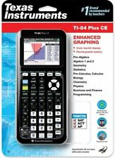 Texas Instruments TI-84 Plus CE Graphing Calculator NEW UNOPENED